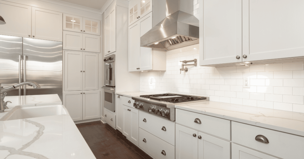 The Right Kitchen Cabinets