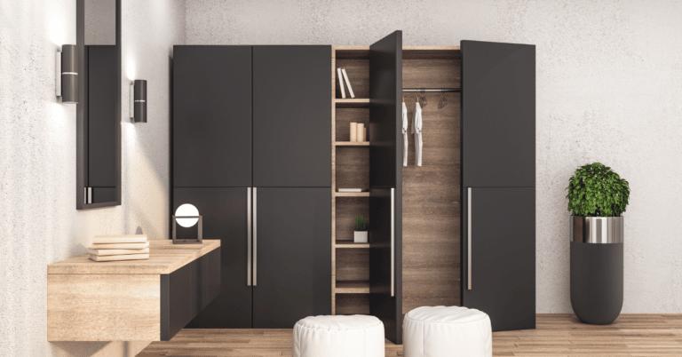 Italian closet design
